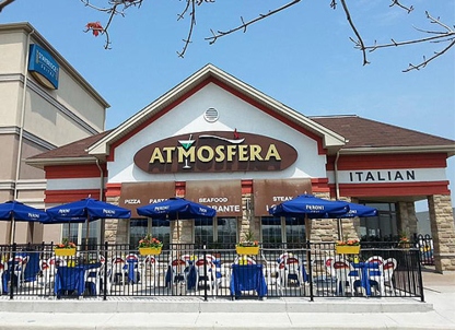 Atmosfera Bar Restaurant & Lounge - Italian Restaurants - 905-564-5755