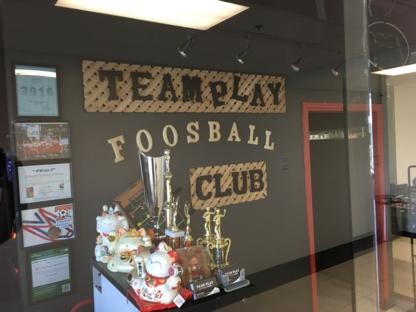 Team Play - Clubs - 905-604-8953
