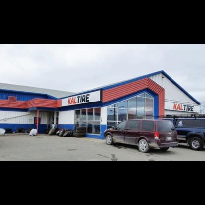 Kal Tire - Tire Retailers - 867-633-4482
