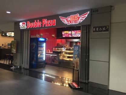 Double Pizza - Pizza & Pizzerias