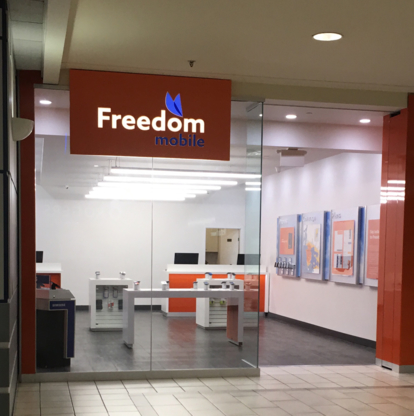 Freedom Mobile - Wireless & Cell Phone Services - 604-468-4863