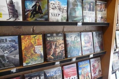 Queen Video - Video Stores - 416-588-5767
