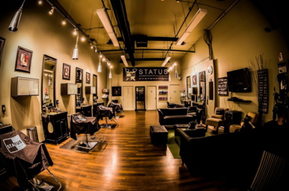 Status Barber Shop - Barbers - 250-590-7828