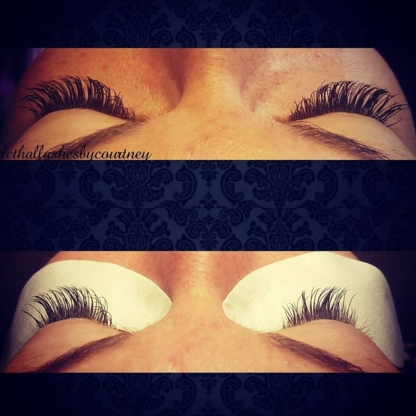 Lethal Lashes by CoCo Lashes - Estheticians