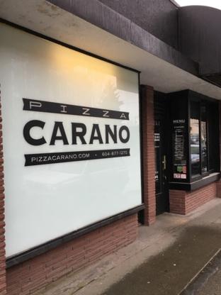 Pizza Carano Restaurant Corp - Pizza & Pizzerias - 604-877-1270
