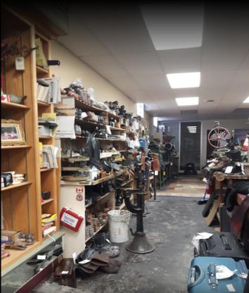 Erroll's Shoe & Luggage Repair - Cordonniers - 905-682-0572