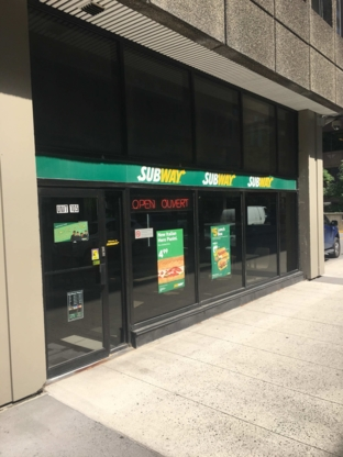 Subway - Restaurants - 613-237-5118