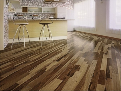 Coastal Flooring Services - Floor Refinishing, Laying & Resurfacing - 250-210-0024