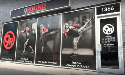 9Round Fitness - Fitness Gyms