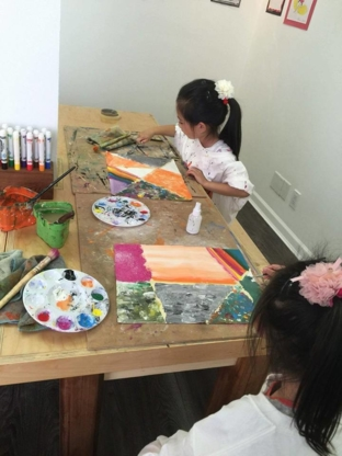 Polka Dot Fine Art School - Art Schools - 604-343-6644