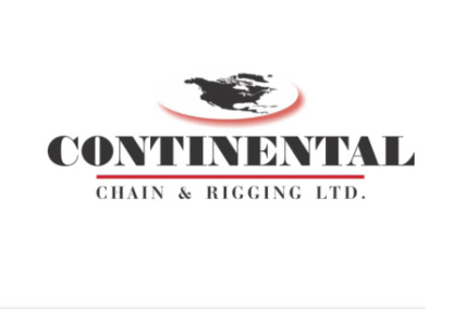Continental Chain & Rigging Ltd. - Chaînes de suspension et élingues