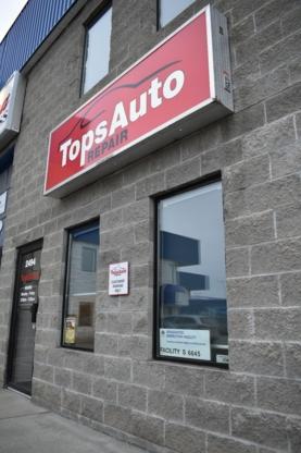 Tops Auto Repair - Car Repair & Service - 250-763-7867