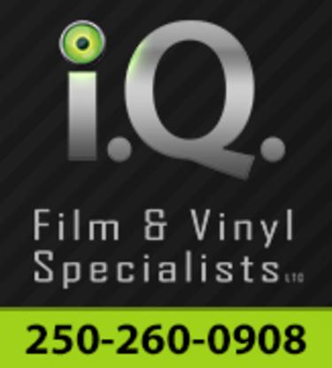 I Q Film & Vinyl Specialists Ltd - Window Tinting & Coating