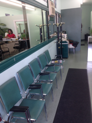 Joe's Barbershop - Black Hair Salons - 416-439-5511