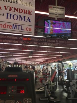 Pro Gym Serge Moreau Inc - Fitness Gyms - 514-252-8704