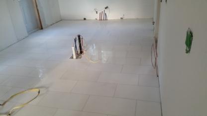 Floor Tile Installation - Ceramic Tile Installers & Contractors
