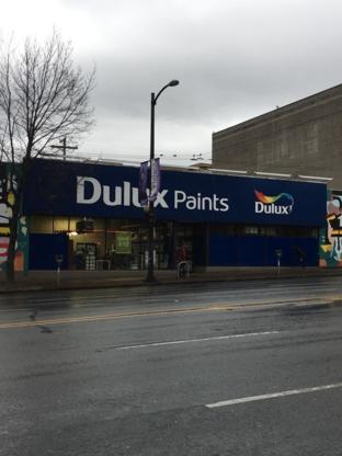 Dulux Paints Burnaby - Paint Stores - 604-879-1504