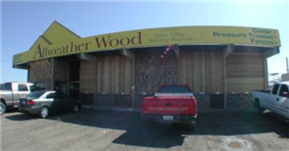 Allweather Wood - Sauna Equipment & Supplies