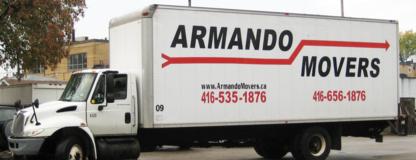 Armando Movers Ltd - Moving Services & Storage Facilities - 416-656-1876