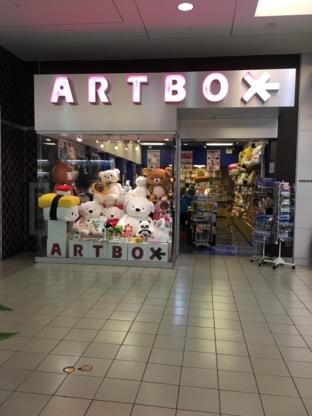 Art Box - Boutiques de cadeaux - 604-436-1244