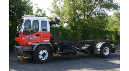 Conteneurs DPE - Residential Garbage Collection - 514-482-8384