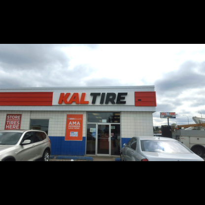 Kal Tire - Tire Retailers - 587-318-3045
