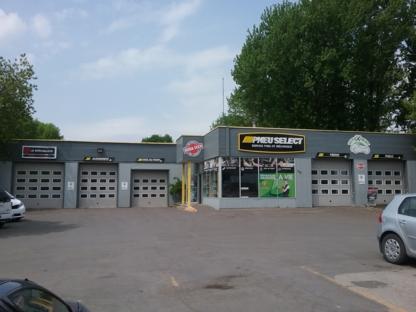 Fafard Alignement Inc/Le Spécialiste - Garages de réparation d'auto - 450-346-5406