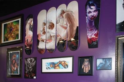 D & M Tattoo Parlour - Piercing & Body Art - 780-435-5115