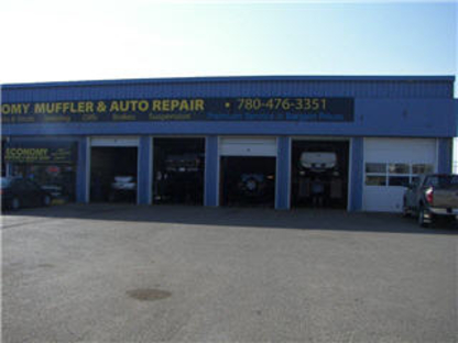 Economy Muffler & Auto Repair - Tire Retailers - 780-476-3351