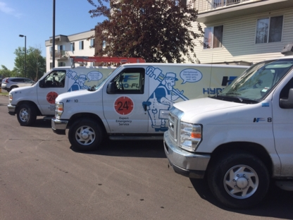 Hydro-Flo Plumbing And Heating - Air Conditioning Contractors - 780-203-2230
