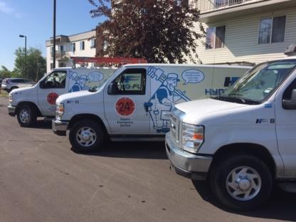 Voir le profil de Hydro-Flo Plumbing And Heating - Edmonton