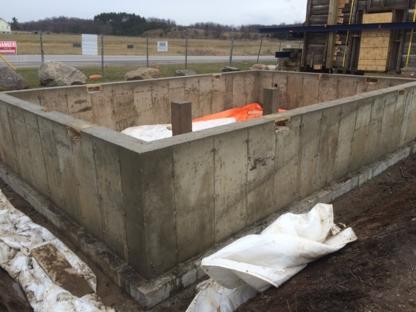 Oro Concrete Forming - Concrete Formers