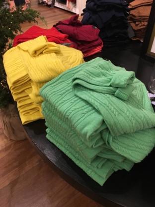 Banana Republic - Clothing Stores