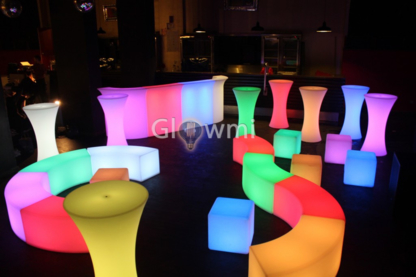 Glowmi - LED Glow Furniture & Decor - Event/Party Rentals Toronto/GTA - Furniture Stores - 647-678-0849