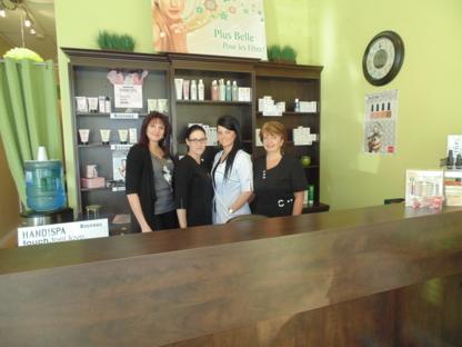 Esthétique Eclat Beauté 2012 - Massage Therapists - 450-669-1030