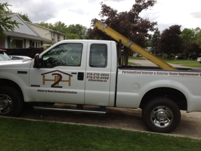 House To Home Residential Services - Home Improvements & Renovations - 519-216-5456
