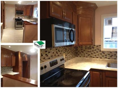 Reno 3D Renovations - Home Improvements & Renovations - 613-261-2837