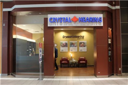 Crystal Hearing Centre - Audiologists - 604-504-3277