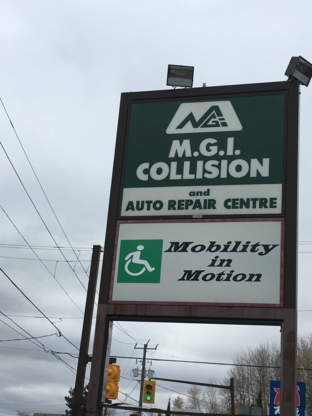 MGI Collision & Auto Repair Centre - Auto Body Repair & Painting Shops