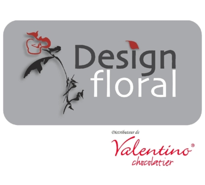 Design Floral Chocolat Belge - 418-702-4702