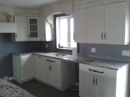 Armoire et Rénovation STG - Kitchen Cabinets - 418-719-0866