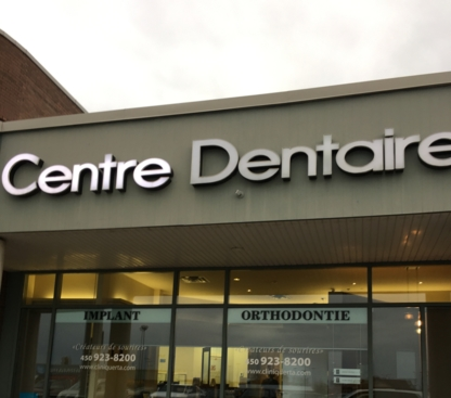 Clinique Dentaire Reinhardt Thibert & Associés - Dentistes - 450-923-8200
