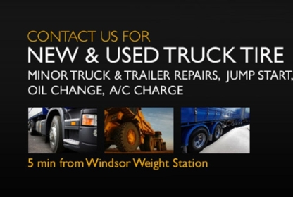 New Millenium Truck & Trailer Repair - Tire Retailers - 519-735-0006