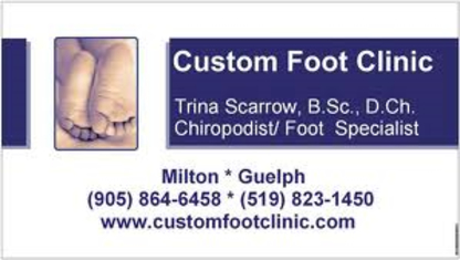 Custom Foot Clinic & Orthotic Centre - Orthopedic Appliances