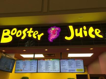 Booster Juice - Fruit & Vegetable Juices - 778-397-2006