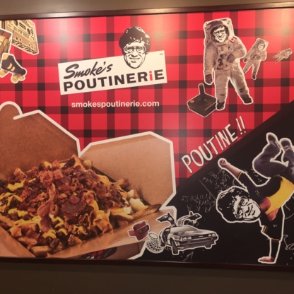 Smoke's Poutinerie - Take-Out Food - 905-356-2873