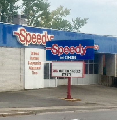 Speedy Auto Service - Auto Repair Garages