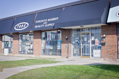 Toronto Barber And Beauty Supply Ltd - Barbers' Equipment & Supplies - 905-712-4449