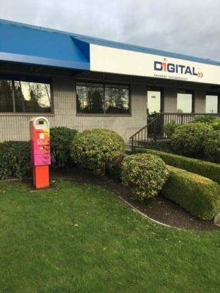 Digital Payment Technologies Corp - Parking Lot & Garage Equipment & Supplies