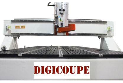 Digicoupe - Machine Shops - 450-612-4485